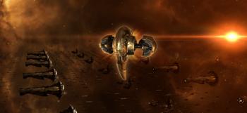 Игрок в EVE Online продал космический корабль за $40 тысяч