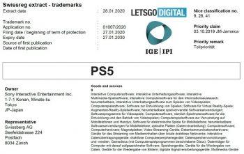 Анонс PlayStation 5 близок: Sony зарегистрировала торговую марку PS5