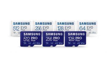 Samsung представила быстрые карты памяти microSD с защитой от радиации и магнитных полей